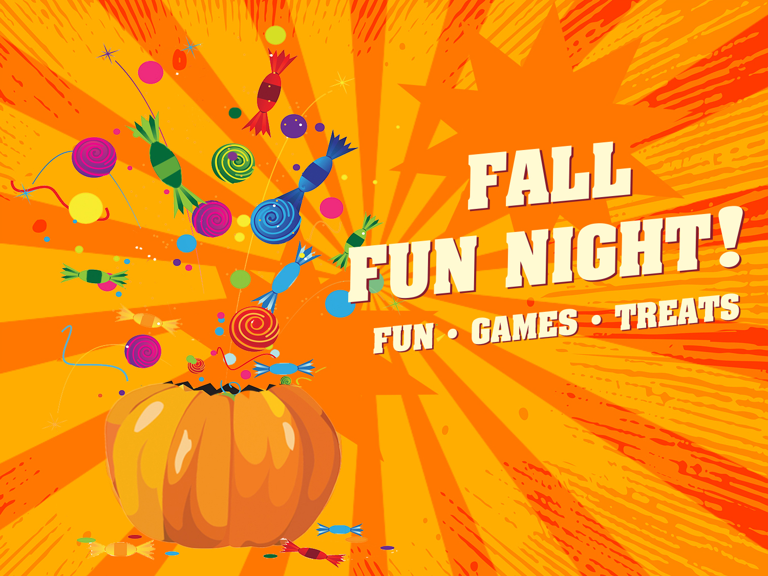Kids Fall Fun Night